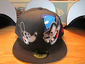 Image is loading Walt-Disney-Steamboat-Willie-Rivals-Mickey-Mouse-59FIFTY- a259e01cfb43