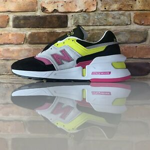 USA M997SKP (D) Shoes Black Yellow Pink