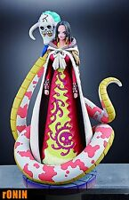 BOA HANCOCK - ONE PIECE Logbox Impel Down Megahouse Trading figure NEW