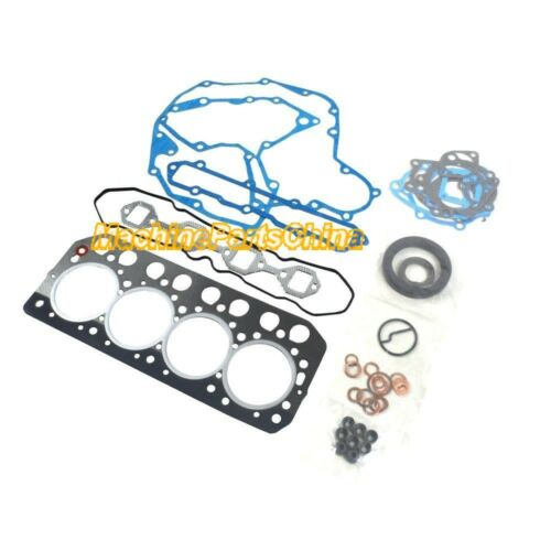 New Full Gasket Kit AG31A01-33300 with Head Gasket For Mitsubishi S4L