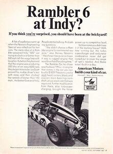 1967-RAMBLER-POWERED-INDY-500-CAR-GREAT-ORIGINAL-AMERICAN-MOTORS-AD