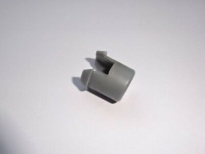 Parts Grey Foot Rest BUTTON Clip for Seat Unit Frame QUINNY BUZZ 3 or 4