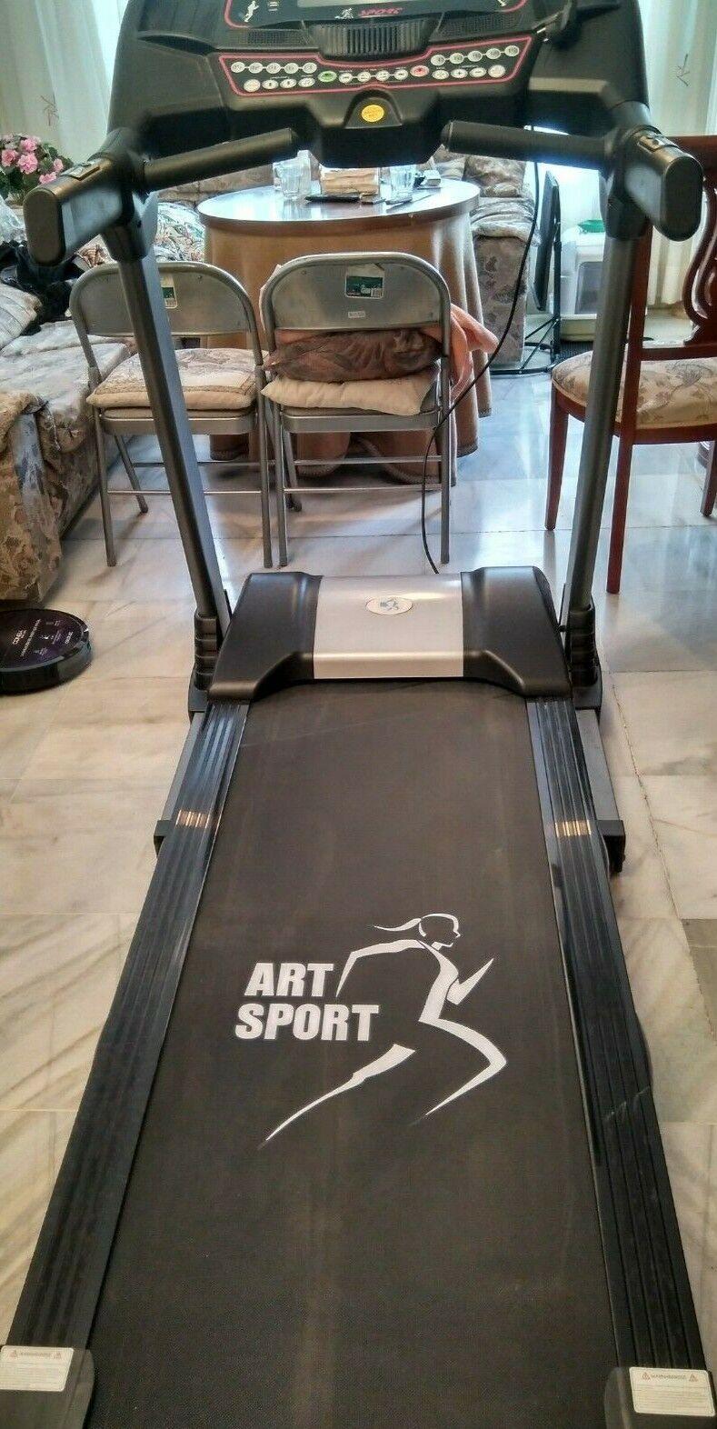 Cinta de correr profesional Art Sport hasta 22km/h muy poco uso