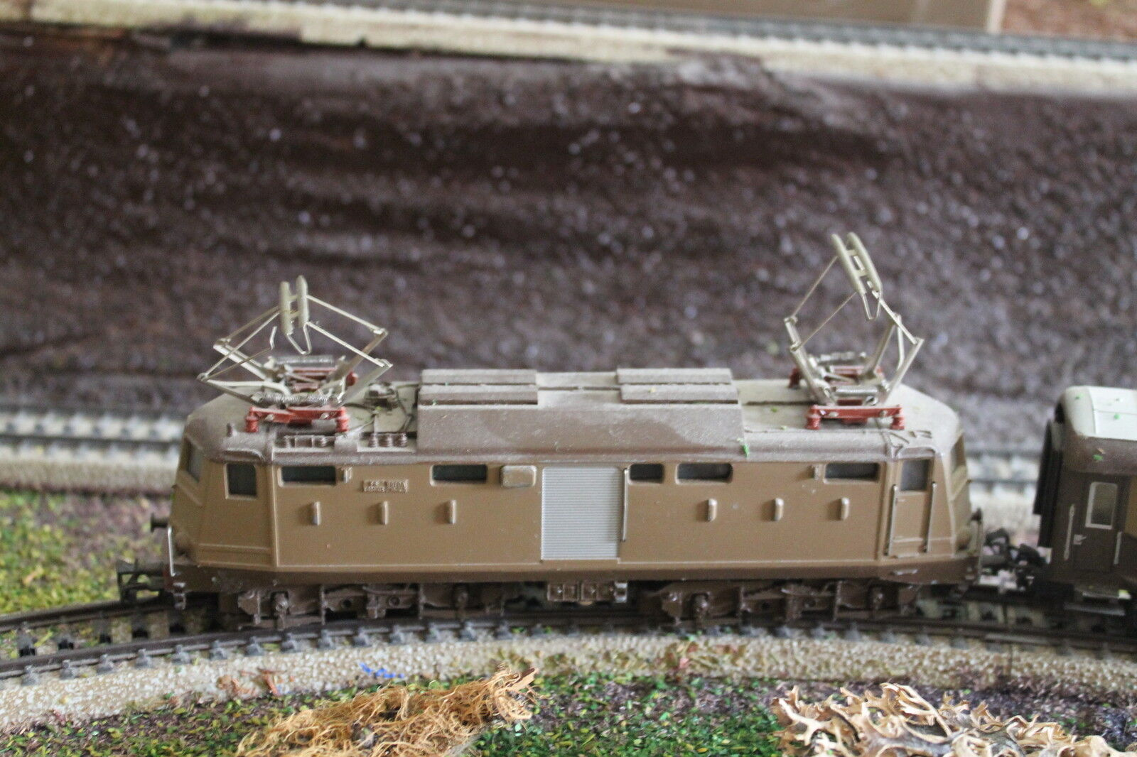 MARKLIN HO 3035 electric italian locomotive