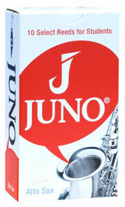 Vandoren-Juno-Alto-Saxophone-Reeds-box-of-10-strength-3-sent-UK-post-free