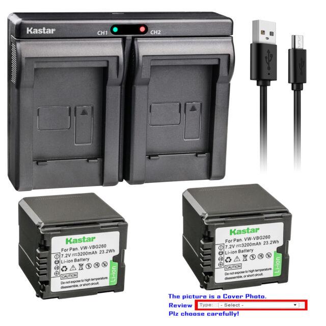 Akku für PANASONIC HDC-SDT750