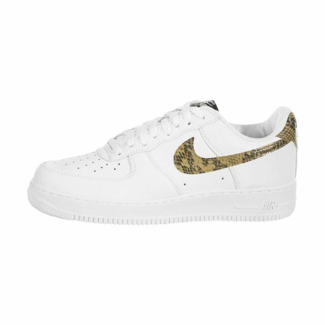 Nike Air Force 1 Low Retro Premium QS (Ivory Snake) ao1635 100