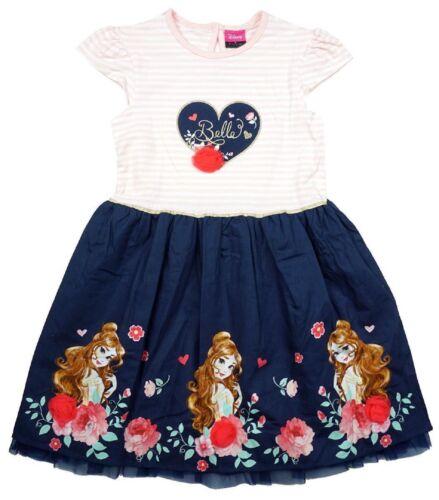 Girls Dress Disney Beauty And The Beast
