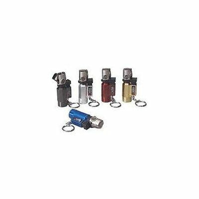 Betrouwbaar Solderit At2060bl Mini Torch, Refillable Butane, Automatic Ignition, Anodized