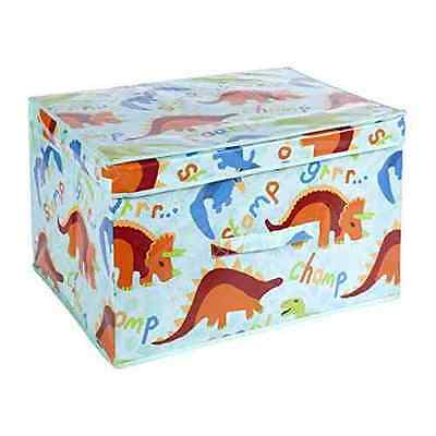 Dinoworld, Road Works, Pink Hearts, Foldable Pop Up Room Tidy Storage Chest box