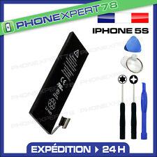 BATTERIE INTERNE POUR IPHONE 5S NEUVE + OUTILS + PENTALOBE