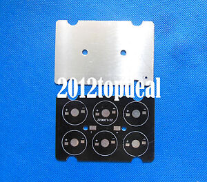 20pcs 20mm x 75mm Aluminium PCB Circuit Board for 3PCS x 1W,3W,5W LED In Series