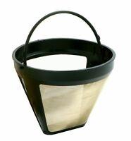 Norpro 551 Gold Cone No. 4 Coffee Filter