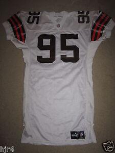 Jamir-Miller-95-Cleveland-Browns-1999-NFL-Puma-Game-Worn-Used-Jersey-Autograph