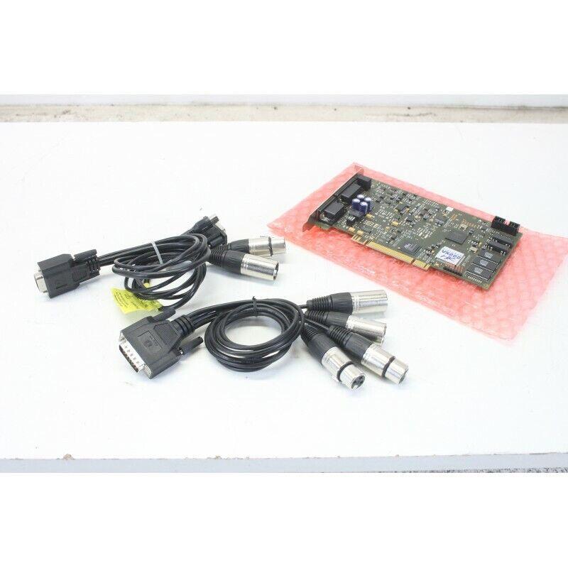 DIGIGRAM VX222HR - 2 Eingang 2 Ausgang PCI Universal Digital Audio Card