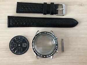 Calibre-Uhrenkit-fuer-Chronograph-ETA-Valjoux-7750-SWISS-MADE-Werk-Uhrengehaeuse