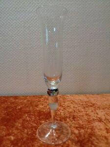 1 X Theresienthal Design Verre Cristal Flûte à Champagne - Fait à La Main Large SéLection;