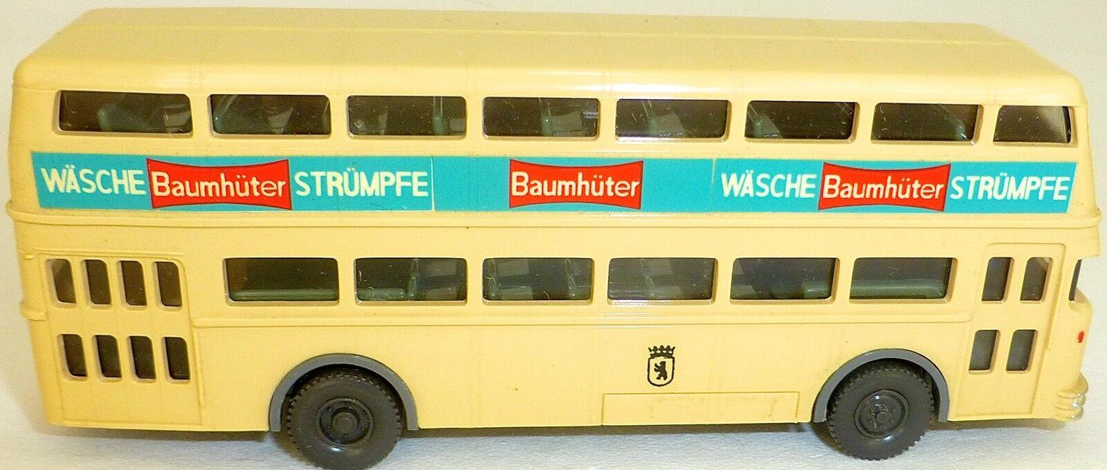 ALBERO custodi Biancheria 22 piccoli serie werbebus d2u porta a da Wiking h0 1:87 gd4 Å *