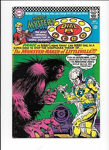 House-Of-Mystery-162-October-1966-Dial-H-For-Hero