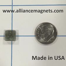 """20 Pieces, Rare Earth Neo Magnets, Block,  0.35"""" x 0.35"""" x 0.1"""""""