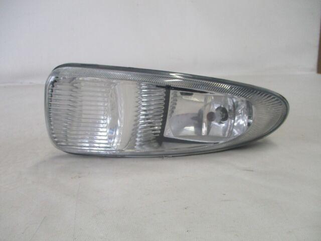 Clear Lens Fog Light For 2001-04 Chrysler Town /& Country LH w// Bulb
