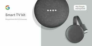 Google-GA00545-US-Smart-TT-Kit-Google-Home-Mini-and-Chromecast-Charcoal
