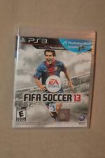 FIFA Soccer 13 (Sony PlayStation 3, 2012) NEW 5174