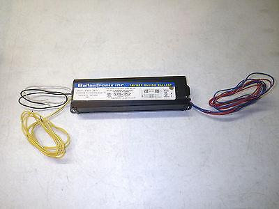 """EBT SSB1-120-1//40 LH BALLAST FOR 1 F40T12 48/"""" 40W OR 34W 120V sound reting A"""