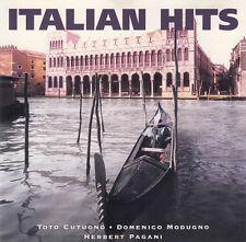 Compilation CD Italian Hits - France