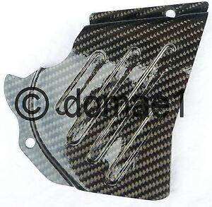 Ducati-carbon-Ritzelabdeckung-Ritzelblende-Ritzelverkleidung-Kettenschutz