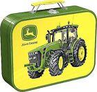 Schmidt John Deere 4 in 1 Tractor Keepsake Tin Jigsaw Puzzle