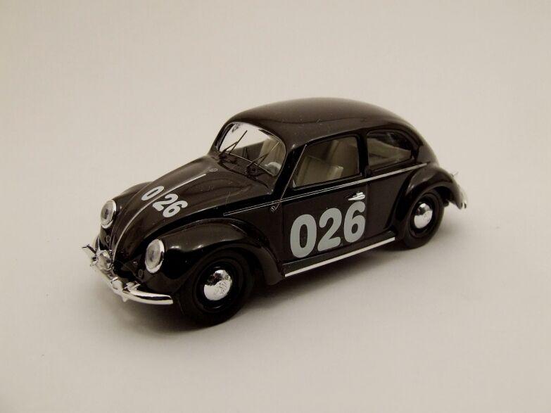 RIO 4207 VW 1200 MILLE MILLE MILLE MIGLIA 195 NOIR N°026 1/43 | Qualité Fine  205ca7