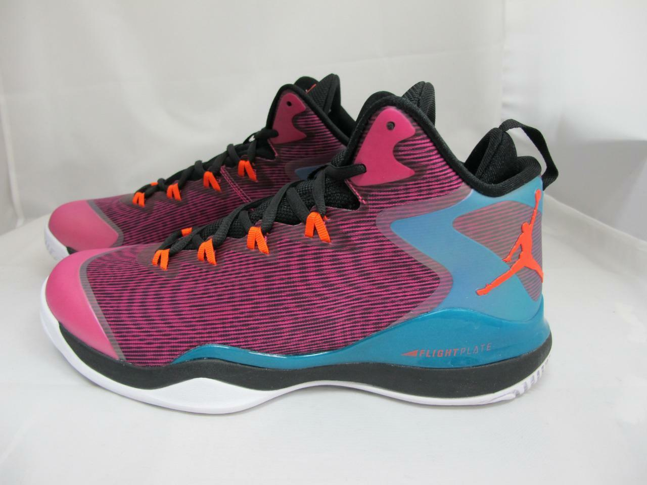 NEW MEN'S NIKE JORDAN SUPER.FLY 3 684933-625 The latest discount shoes for men and women