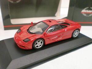 Minichamps 1/43 - Mclaren F1 Rouge