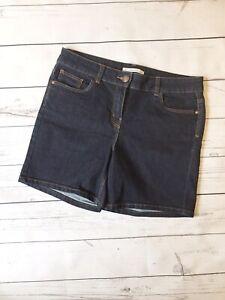 uk store the latest wholesale George Asda 12 Denim Shorts Stretch Summer Festival Holiday Wear ...