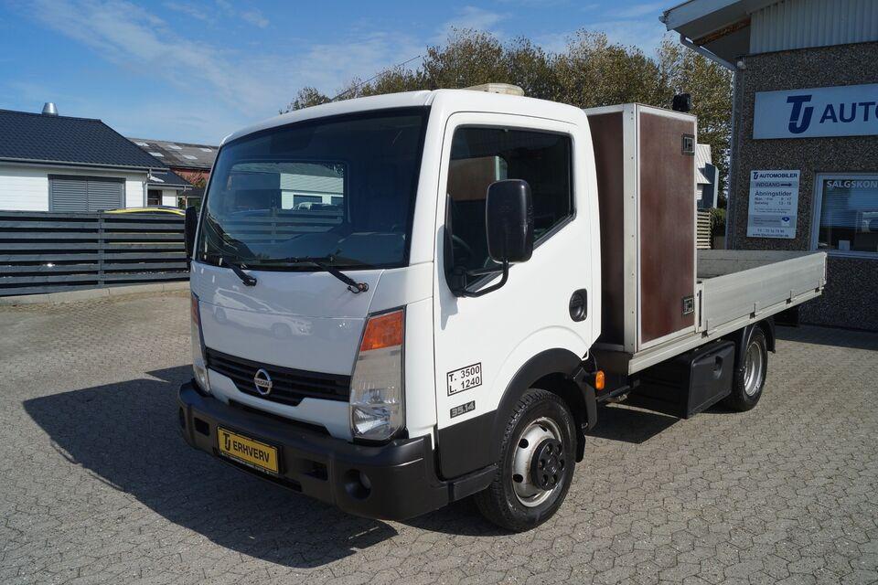 Nissan Cabstar 2,5 D 35.14 S.Kab Comfort 3400 Diesel