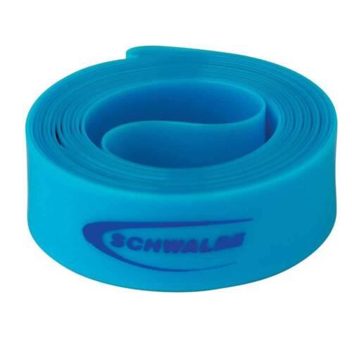 "Schwalbe Felgenband PU 16/"" x 22-305 ReifenFahrradBIKE blau Rim Tape"