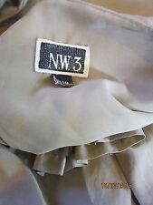 NW3 HOBBS DRESS TUNIC SILK & COTTON 10 12 WORN ONCE