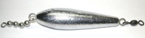 Meeresblei JB Crane-Wirbel  90-225 g  Schleppblei Trollingblei  Gliederkette