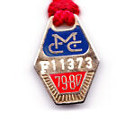 Melbourne Cricket Club Badge 1979-80