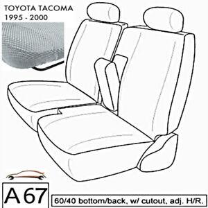 Strange A67 Gr Rcab Xcab Front 60 40 Split Bench Custom Exact Seat Ibusinesslaw Wood Chair Design Ideas Ibusinesslaworg