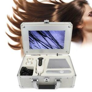 10.1Inch Facial Skin Detector Hair Analyser Machine Facial Beauty Care Equipment