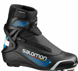 pretty nice ae3aa 5dbbe Details zu Salomon RS 8 Prolink / NNN / IFP Skating-Schuh Black Herren UVP  190 €
