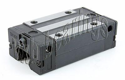 NB Systems SGL25TF 12.5mm Ball Bushing Block Linear Motion