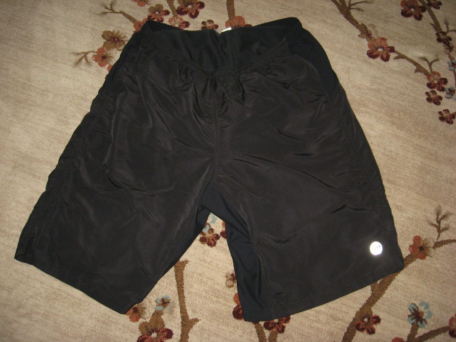AEredECH DESIGNS CYCLEWEAR MEN'S PADDED DOUBLE SHORTS SIZE 3XL