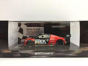 Minichamps Evolution Audi R8 LMS ultra ASCH / STOLL ADAC GT Masters 2013