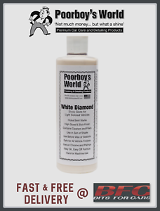 Poorboy's World White Diamond 473ml