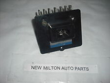A GENUINE TOYOTA CELICA T200 HEATER BLOWER FAN SPEED MOTOR RESISTOR