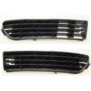 Audi-A6-94-06-97-04-Pare-Choc-Avant-Inferieur-Grille-Trou-Bouchon-Gauche-Rh