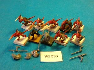 Warhammer-Fantasy-Lizardmen-Skink-Warriors-x10-WF593